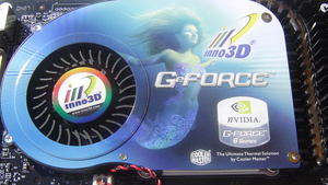 Inno3D GeForce 6800, GT & Ultra im Test: Dreimal Performance in Reinkultur?
