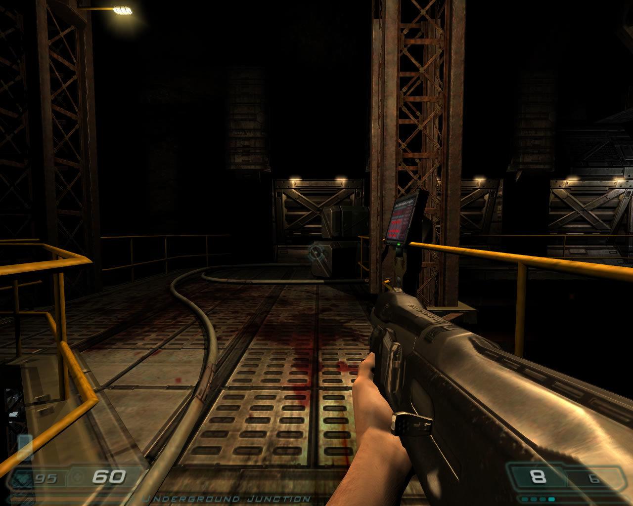 Doom 3 High Quality w/ 4x AA