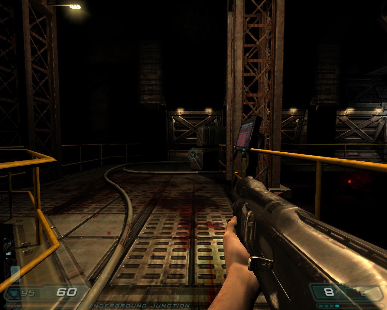 Doom 3 Medium Quality w/ 2x AA