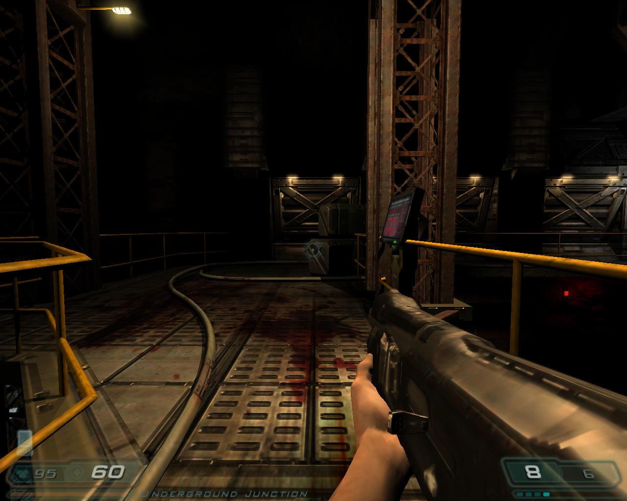 Doom 3 Low Quality w/o AA