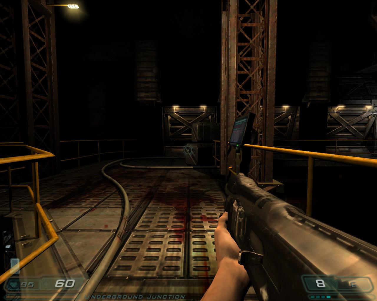 Doom 3 Low Quality w/ 2x AA