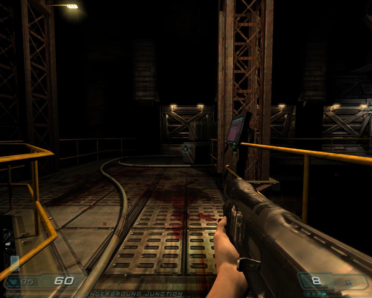 Doom 3 Low Quality w/ 4x AA