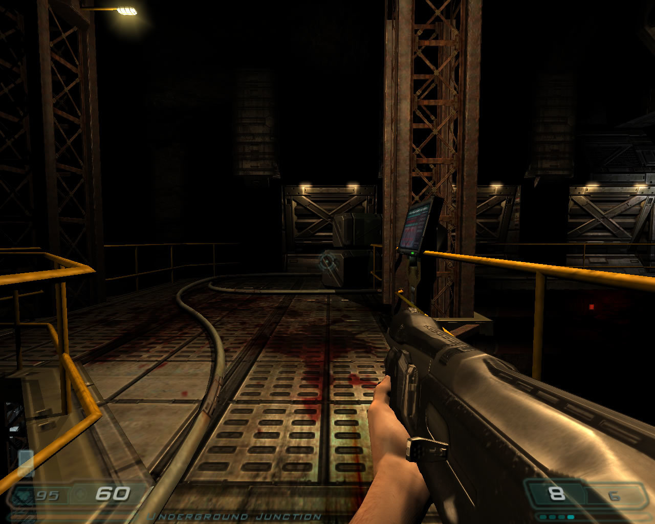 Doom 3 Ultra Quality X800 XT w/ 0xAA