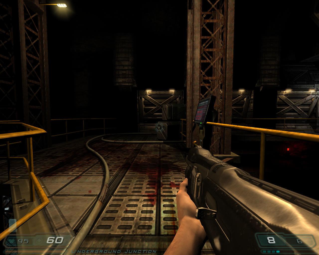 Doom 3 Ultra Quality X800 XT w/ 8xAA
