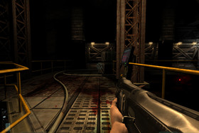 Doom 3 Ultra Quality X800 XT w/ 8xAA