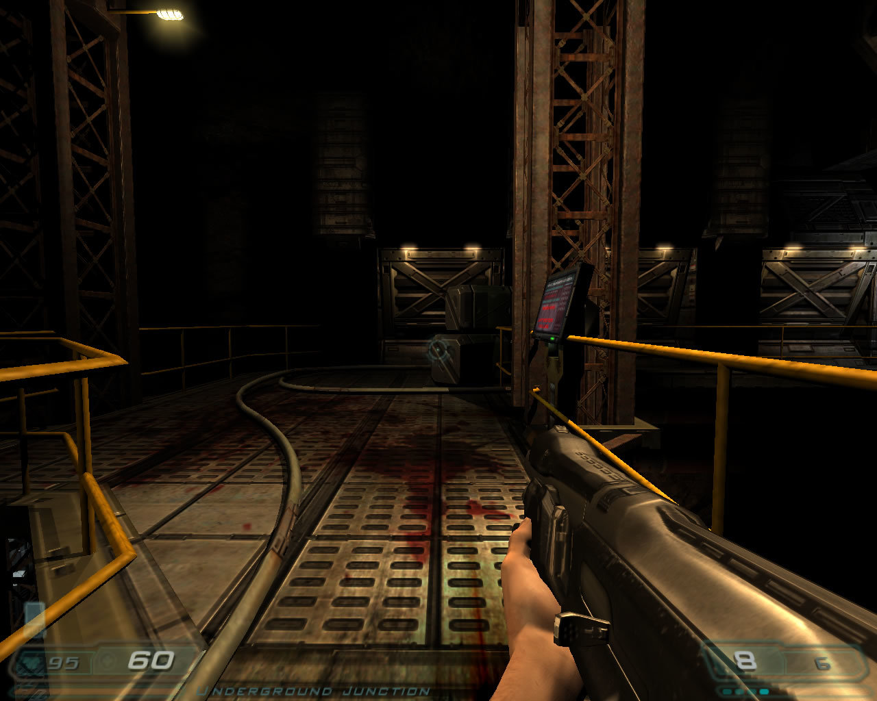 Doom 3 Ultra Quality w/o AA