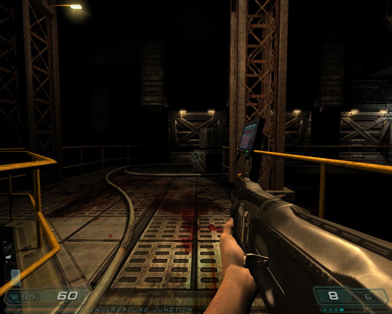 Doom 3 Ultra Quality w/ 2x AA