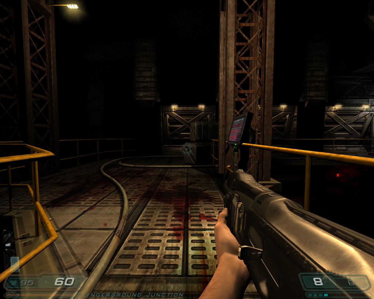Doom 3 Ultra Quality w/ 4x AA