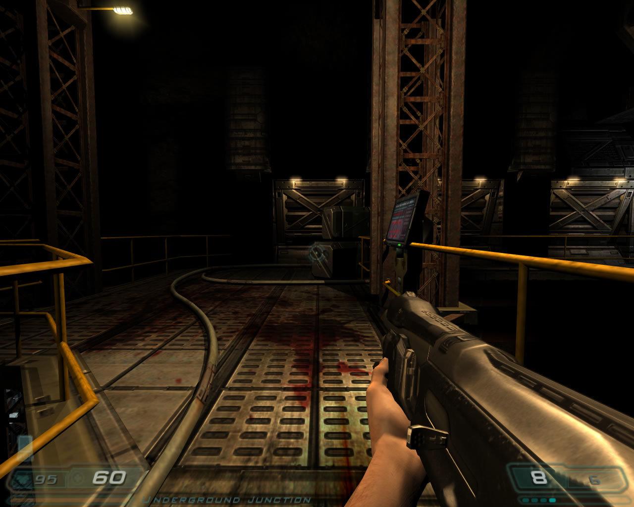Doom 3 Ultra Quality w/ 8x AA
