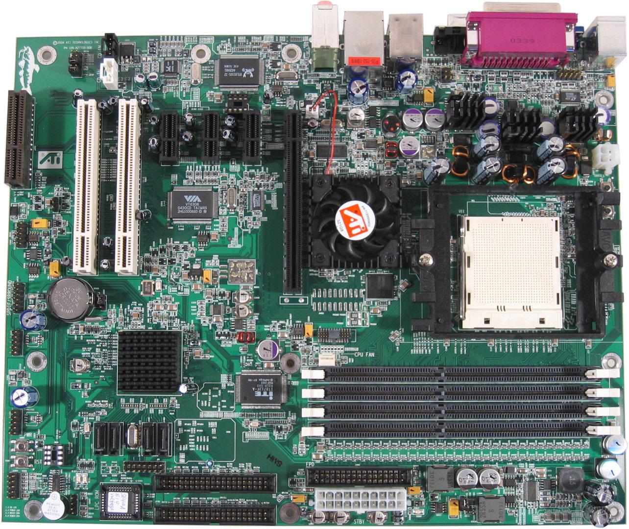 ATi RS480