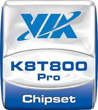 K8T800 Pro Logo