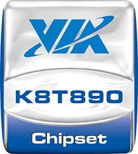 K8T890 Logo