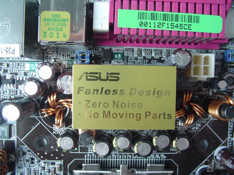 Fanless Design