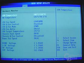 Prozessor-Temperatur