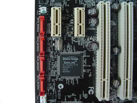 Silicon Image SATA-Controller