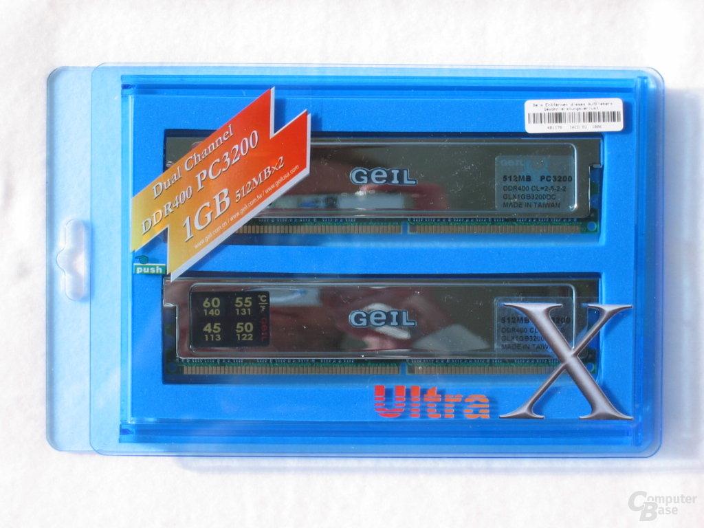 GeIL Ultra-X Serie