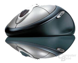 Cordless Click! Plus Optical Mouse Rec