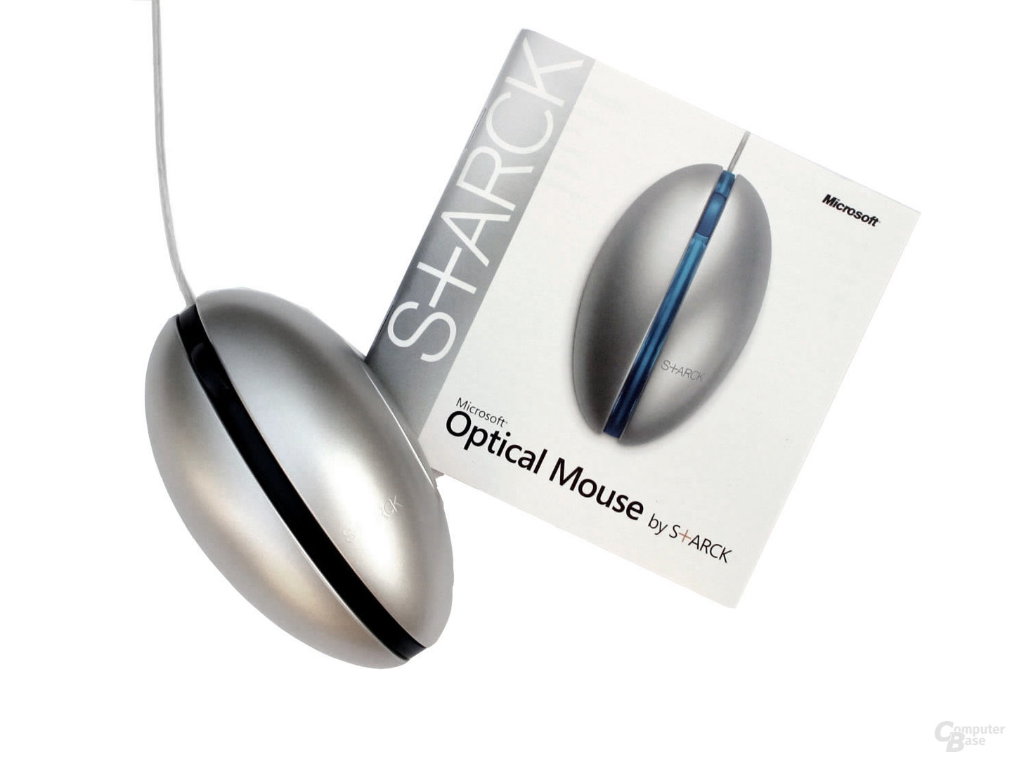 Lieferumfang Optical Mouse by Starck