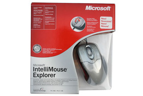 Verpackung IntelliMouse Explorer - Vorderseite