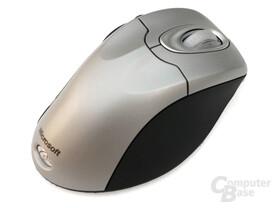 Wireless IntelliMouse Explorer von der Seite