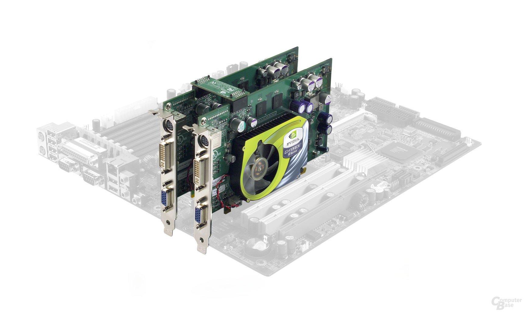 GeForce 6600 GT SLI