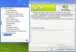 nVidia ForceWare 65.76