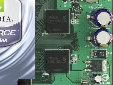 GeForce 6600 GT Speicher
