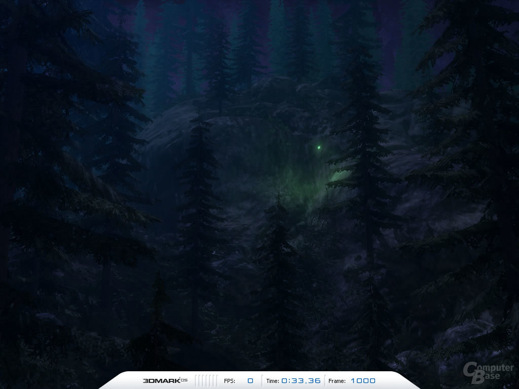 3DMark05 - Firefly Forest