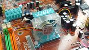 AA8 DuraMax und AG8 im Test: Zwei Sockel-775-Boards von Abit im Vergleich