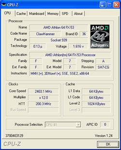 Athlon 64 FX-53