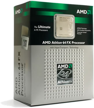 Athlon 64 FX Verkaufsverpackung