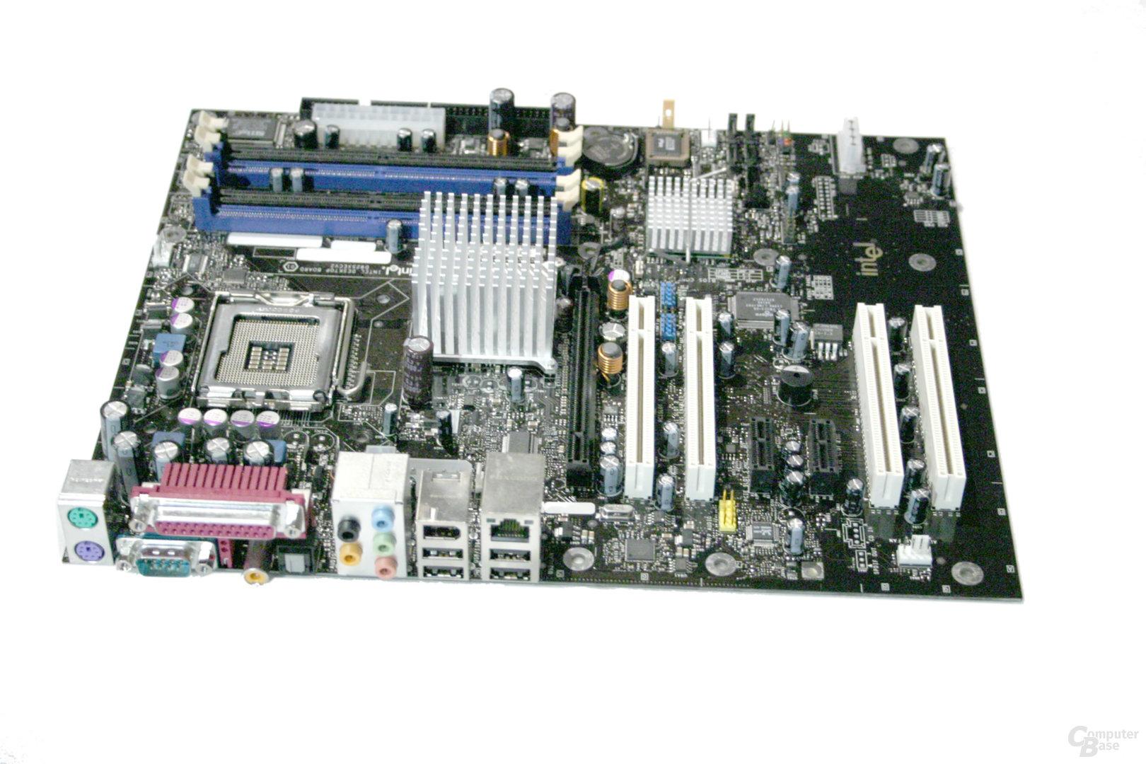 Intel D925XECV2 mit i925XE Chipsatz