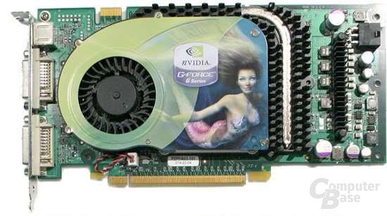 nVidia GeForce 6800 GT (PCI Express)