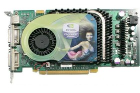 nVidia GeForce 6800 GT (PCI Express)