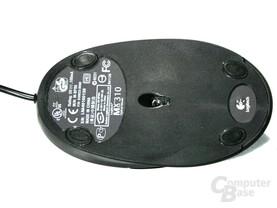 Logitech MX310 Laser von unten