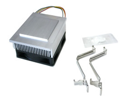 Beim AOpen i855GMEm-LFS mitgelieferter Kühler