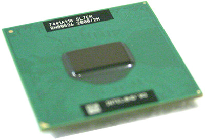 Pentium M 755 mit 2,0 GHz