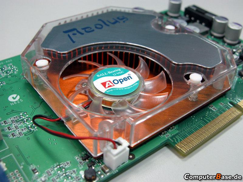 AOpen GeForce 6600 GT