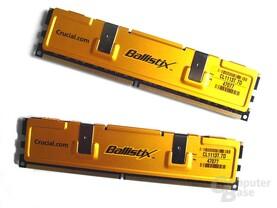 DDR2-RAM von Crucial