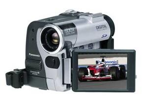 Panasonic NV-GS 55 EG