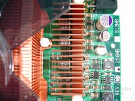 PX6800GT Stromversorgung