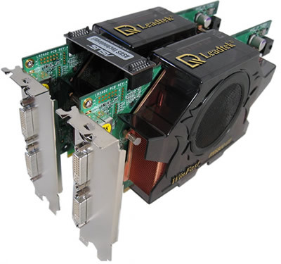 Leadtek WinFast PX6800GT TDH Doppelpack