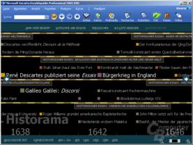 Encarta 2005 (Professional): Historama