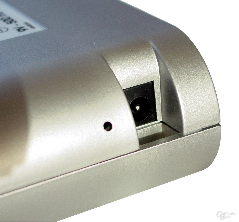 Noxon Audio - Stromanschluss