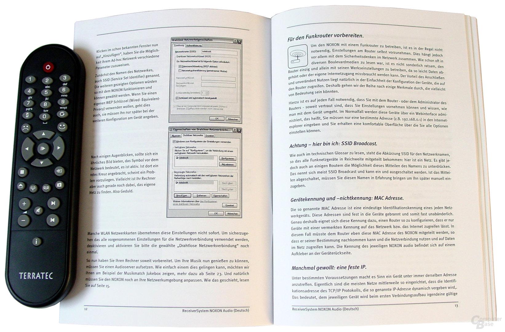 Noxon Audio - Handbuch