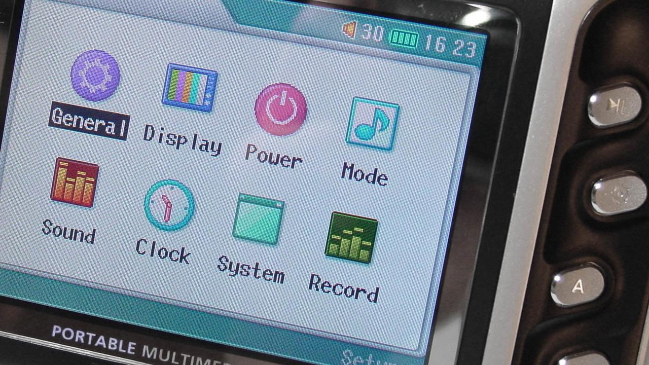 iriver PMP-120 im Test: Mehr als nur ein einfacher MP3-Player
