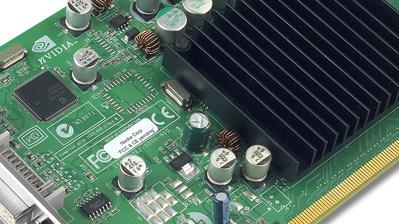 nVidia GeForce 6200 TurboCache: Zahlenspiele mit 32 und 64 Bit