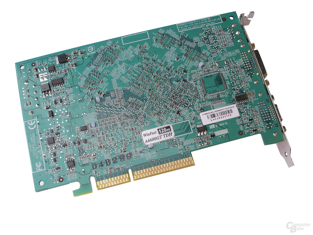 AOpen GeForce 6600 GT