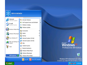 Windows XP 64