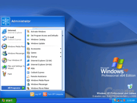 Windows XP 64